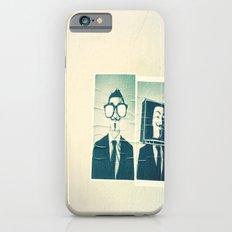 Split personality iPhone 6s Slim Case