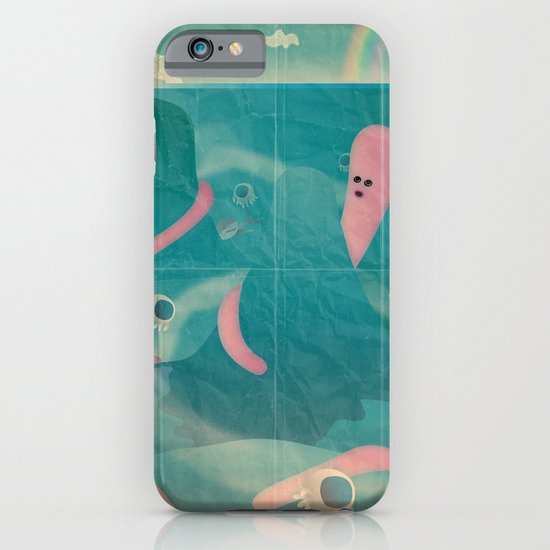 l ' i s o l a c h e n o n c ' è iPhone & iPod Case