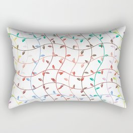 Spring Sprouts Rectangular Pillow