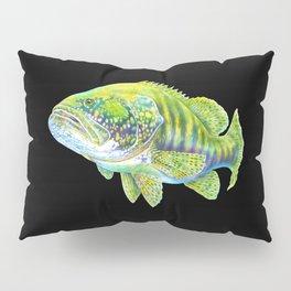 Goliath Grouper Pillow Sham