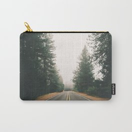 Follow the Road Carry-All Pouch
