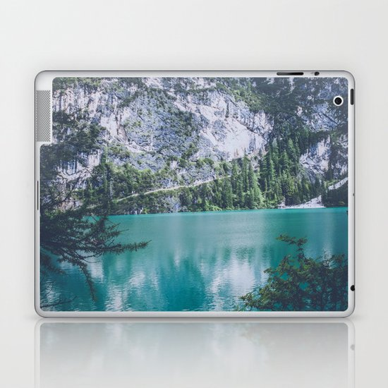 Peer Through Laptop & iPad Skin