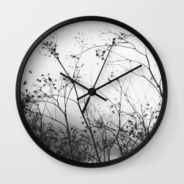 In the Breeze Wall Clock