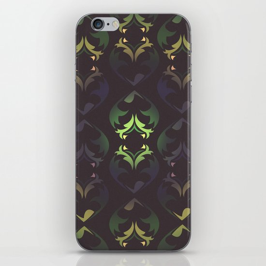 Heart Forest iPhone & iPod Skin