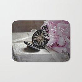 Pocket Watch Bath Mat