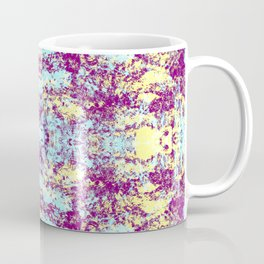 Abstract Butterfly Pattern Coffee Mug