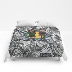 It's a Sick Sad World Daria Comforters