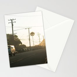 Van on PCH Stationery Cards