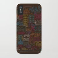 home sweet home iPhone & iPod Cases featuring Home Sweet Home by Rick Crane