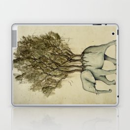 Carrying the Νature Laptop & iPad Skin