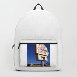 Clown motel Backpack