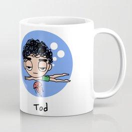 Tod Swimming  Coffee Mug