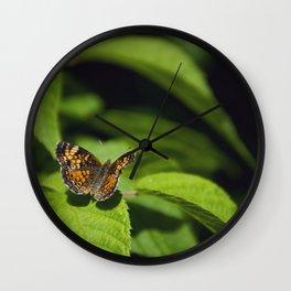 Tawny by Althéa Photo Wall Clock