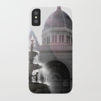 melbourne iPhone & iPod Cases featuring Melbourne  by Carmen
