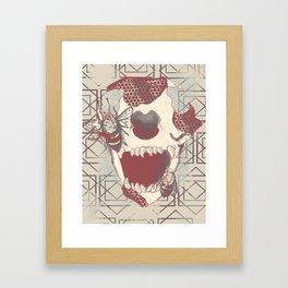 BEARHIVE  Framed Art Print