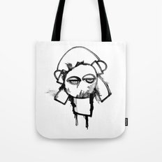 ID ESCAPED Tote Bag