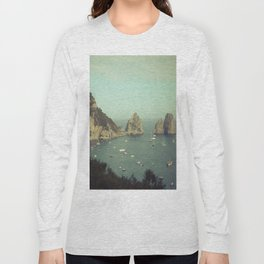 Amalfi coast, Italy 2 Long Sleeve T-shirt