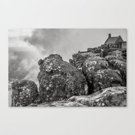 Table mountain view, Cape Town. Canvas Print
