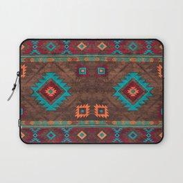 Bohemian Traditional Southwest Style Design Laptop Sleeve