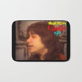 Magic Mike's Castle (Retro 1990 Version) Bath Mat