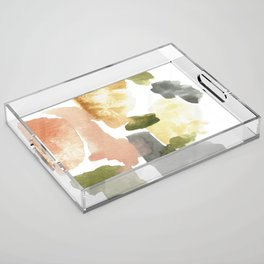 Great New Heights Abstract Acrylic Tray