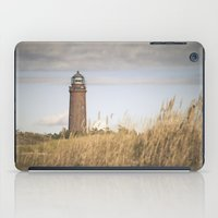 lighthouse iPad Cases featuring Lighthouse  by Maria Heyens