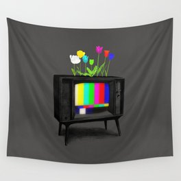 Test Garden Wall Tapestry
