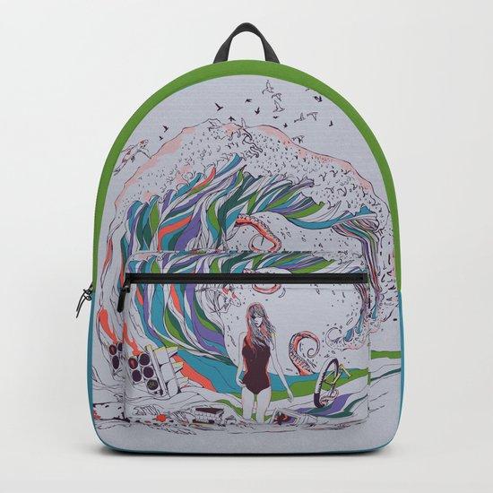 Ocean Myths Backpack