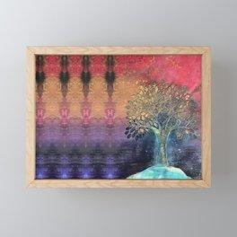 Life of Tree Framed Mini Art Print