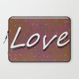 Love Laptop Sleeve