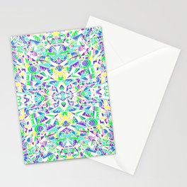 NEO-FRACTLAS Stationery Cards