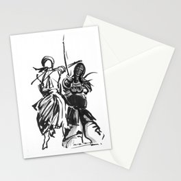 Be Brave. Stationery Cards
