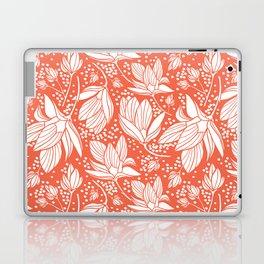 Magnolia Shower Laptop & iPad Skin