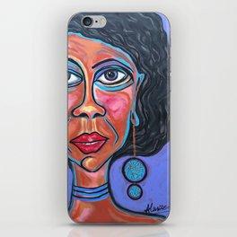 Unbalanced Ursula iPhone Skin