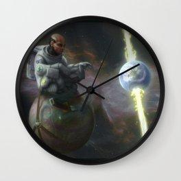 Steady III Wall Clock