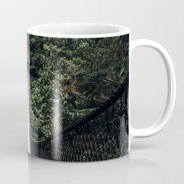 Lynn Canyon Suspension Bridge Coffee Mug