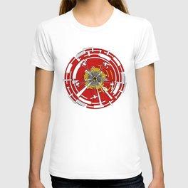Circular Staircase #1 T-shirt