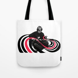 Color Bars  ( Elliott Smith ) Tote Bag