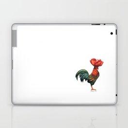 Poppycock 1 Pun Laptop & iPad Skin
