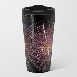 Firewrorks Burst Travel Mug