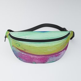 bright soul Fanny Pack