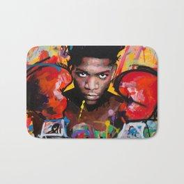 Jean-Michel Basquiat ART Bath Mat