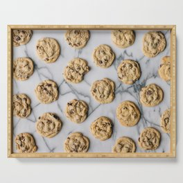 Chocolate Chip Cookies Serving Tray
