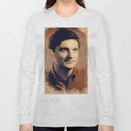 Alan Alda, Hollywood Legend Long Sleeve T-shirt