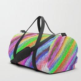 Colorful digital art splashing G479 Duffle Bag