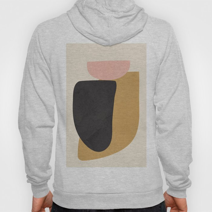 Abstract Shapes 34 Hoody