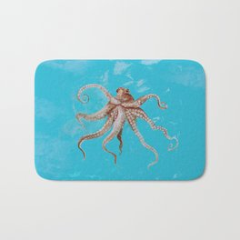 Wild Wonderful Octopus Bath Mat