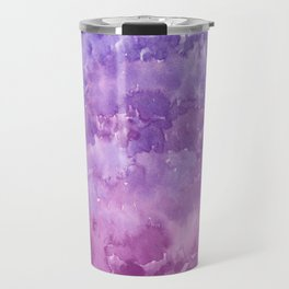 #78. STEPHANIE - Purple Ombre Travel Mug