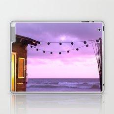 The Sunset Hut Laptop & iPad Skin