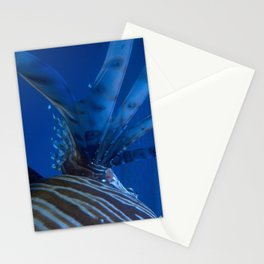 Lion Fish  Stationery Cards